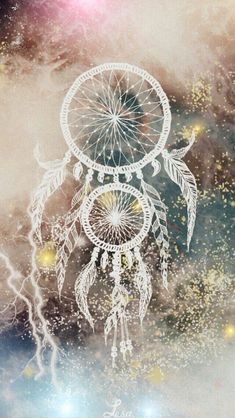 If you buy a dream catcher it will guard you for life. It's like my own angle from above