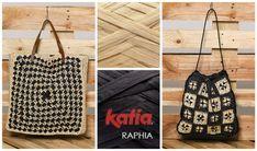¡Este verano el ganchillo es el rey! Descubre 15 modelos de mochilas, cestas, capazos y bolsos de ganchillo | http://www.katia.com/blog/es/verano-mochilas-cestas-capazos-bolsos-de-ganchillo/