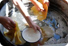 Garden Mama backyard play kitchen