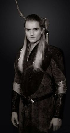 Legolas is one of the most awesome characters in lotr, I mean, he can kill orcs while stair-skating!<3