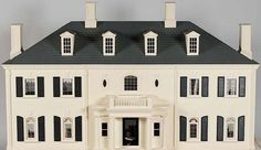 miniature dollhouse mansions - Google Search