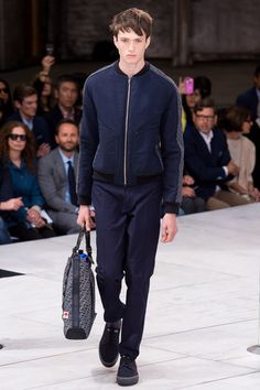 London Fashion Week Menswear: Rag & Bone - Spring 2014