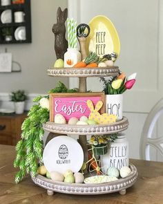 70 Colorful Easter and Spring Decoration Ideas which are Cheerful & Chirpy - Eth. - 70 Colorful Easter and Spring Decoration Ideas which are Cheerful & Chirpy – Ethinify - Easter Table, Easter Party, Diy Osterschmuck, Easy Diy, Diy Easter Decorations, Diy Ostern, Spring Home Decor, Diy Spring, Spring Time