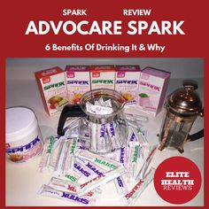 AdvoCare Spark energy drink research review on ingredients. Is spark better than coffee? Which AdvoCare Spark flavor tastes best? AdvoCare Reviews.