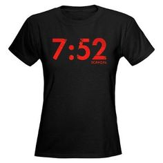 Seven Fifty Two Womens Dark T-Shirt...I need this.  #teamHuck
