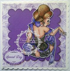 Wonderland Stamps: The Pin-ups