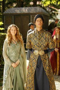 The Magnificent Century - Safiye Sultan and Murad III