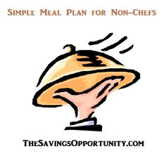 This simple meal plan features easy classics, a few simple recipes, and even a frozen pizza day. Foodies will cringe, but real folks with busy schedules and a budget will understand. Includes a list of ingredients with sale prices from the current Meijer ad.