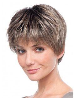 Women Mono Clip-In Hairpiece