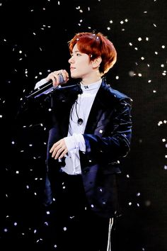 Baekhyun of EXO