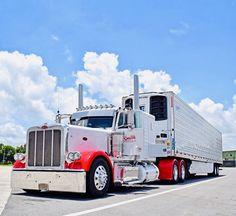 Show Trucks, Mack Trucks, Big Rig Trucks, Peterbilt 389, Peterbilt Trucks, Custom Big Rigs, Custom Trucks, Ranger, Heavy Truck