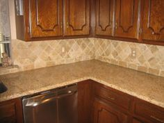 stone backsplash | Stone Backsplash