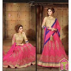 SemiStitched Wonderful Color 2 in 1 Designer lehanga choli