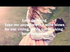 Lady Antebellum - Last Teenage Goodbye (Lyrics)