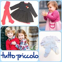 Tender collection by Tutto piccolo. Only on January 30% off.
