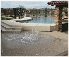 8 Best My Splash Pad Diy Residential Backyard Splash Pad