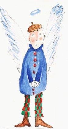 An Angel by Kamila Guzal-Pośrednik