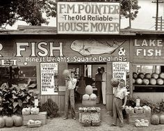 Storefronts, great historical photos on this site