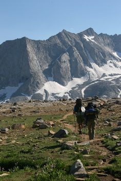 John Muir Trail - California