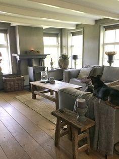 Living Room Colors, Living Room Grey, Living Room Designs, Living Room Decor, Mid Century Living Room, Sweet Home, House Design, Interior, Home Decor