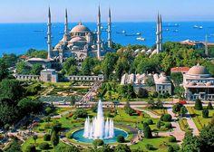 Sultan Ahmet Camii Resimleri