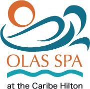 Olas Spa @ Caribe Hilton To book, please call 787.977.5500 or visit olasspa.com