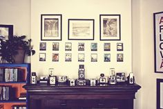 My winter mantle by alli_lucy, via Flickr