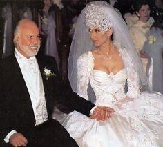 Mariage céline dion