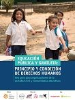 Educación Pública y Gratuita Civil Society, Social Justice, Human Rights