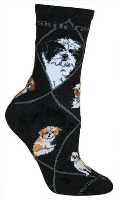 Shih Tzu Socks