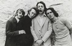 The Family Portrait from left to rightRingo Starr, John Lennon ...