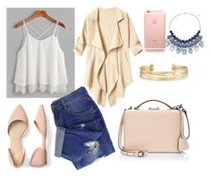 """""""Untitled #4"""" by almasahbazovic110 ❤ liked on Polyvore featuring Mark Cross and Stella & Dot"""
