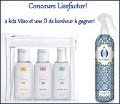 3 Lots Lissfactor Cosmetiques Capillaires à gagner chez Beautytricks !  http://www.beautytricks.fr/?p=4395
