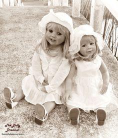 Masterpiece Dolls-Tori and Mia