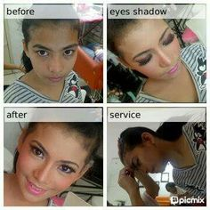 Makeup by lola..artis laura pitaloka