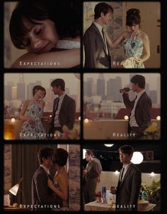 500 days of summer / expectations vs. reality, how I feel about life right now. 500 Dias Con Summer, Movies Showing, Movies And Tv Shows, Laughed Until We Cried, Ex Amor, Expectation Reality, Film Quotes, Love Movie, Movie Scene
