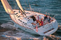 beneteau_473 - New boat sistership, going to call her Flight Risk