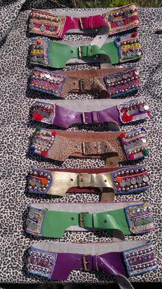 Gipsy Lether Belts