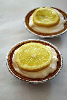Easy No-Bake Lemon Icebox Pie