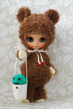 BHC-Beary-Bear-dress-set-2-for-Takara-and-Kenner-Blythe-RETIRED-and-new-in-pkg