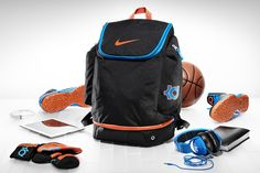 A Closer Look at Kevin Durant's Backpack | Hypebeast