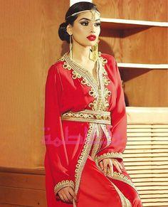#تكشيطة_مغربية . . @Regrann from @lallafatimanet . -  لالة_فاطمة #المغرب  #جمال #beldi #moroccanfashion Réalisation et stylisme @sotrendylife #moroccanfashion #photo by @lorenzo_salemi .  #lallafatima . . . . . .  when a dress gives you royalty  . . . #مضمة_مغربية    ● ● ● ● ● #القفطان_المغربي #مغربيات #التكشيطة_المغربية #الحلي_المغربية #المغربيات_ملكات_على_عرش_الانوثة_و_الجمال . #takshita #takchita #moroccanwork #moroccanstyle#moroccandresses #moroccandress#mo...