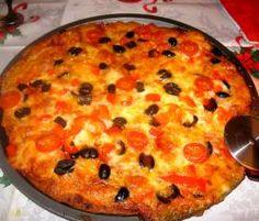 Pizza Hut lá de casa by silvaruth on www.mundodereceitasbimby.com.pt