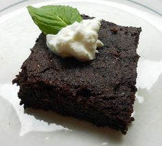 www.low-carb-gerichte.de | Low Carb Brownie