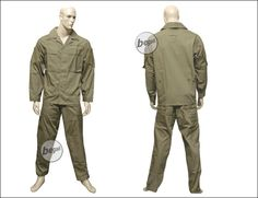 "TAN (""coyote"") combat suit"