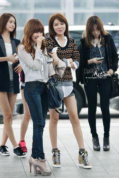 Yoona Tiffany Sooyoung Taeyeon