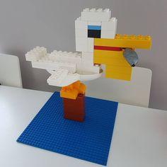 Hier siehst du eine Möwe aus LEGO® Duplo, die uns von BRICKaddict.de gefällt!