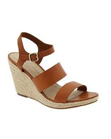 Gap - Wedge Shoe = pretty for the summer!