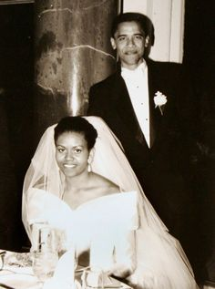 Barack and Michelle Obama Wedding - AP Images The Greatest President Ever of the United States of America. Barack Obama.