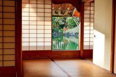 Japan Archives - The Nebraskan Otaku Japanese Home Decor, Japanese House, Japanese Style, Manet, Matisse, White Sectional Sofa, White Wooden Doors, Japan Garden, Garden Pond